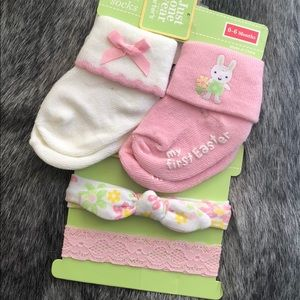 ‼️NEW Carter's Sock and Headband Sets Bundle